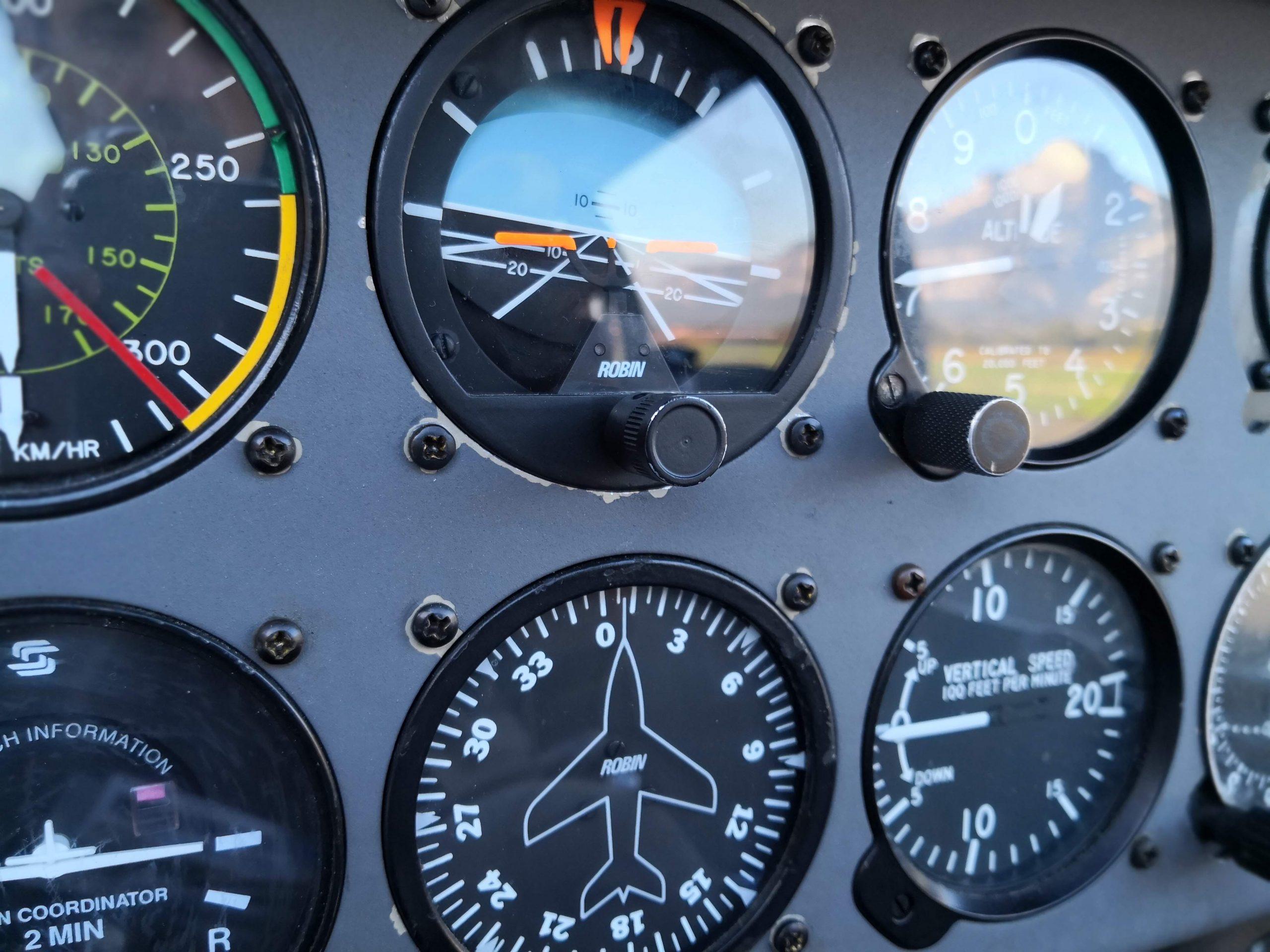 formation pilotage avion PPL, LAPL