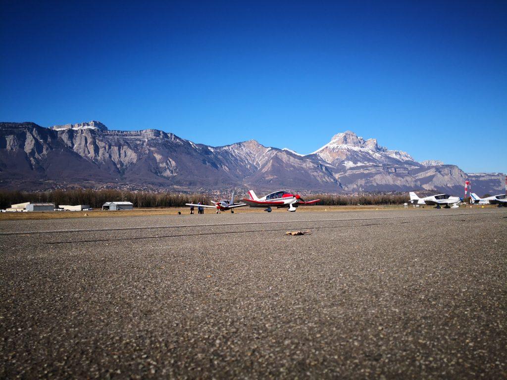 Aeroclub du Grésivaudan - Pilotage avion