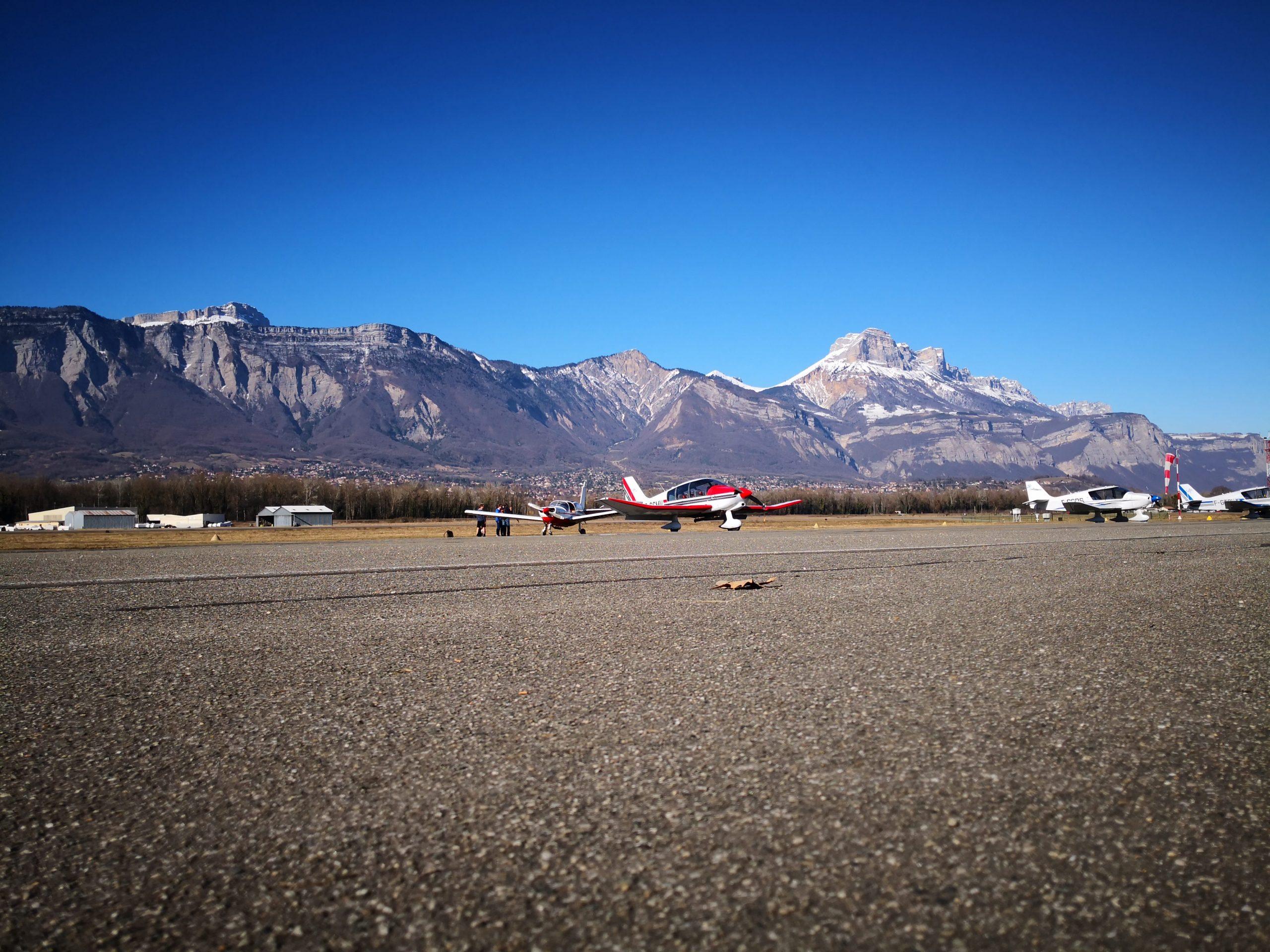 formation pilotage avion PPL, LAPL, grenoble, aeroclub ATO