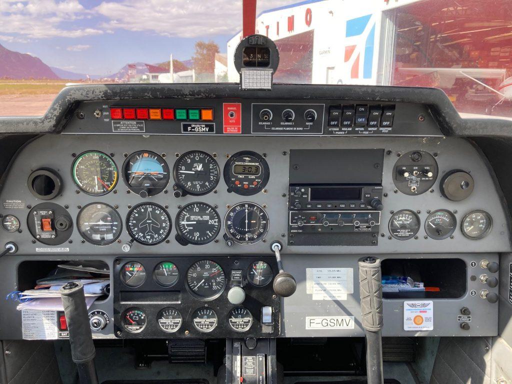 Piloter un avion à Grenoble - aeroclub du grésivaudan