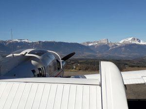 Aeroclub du grésivaudan à Grenoble