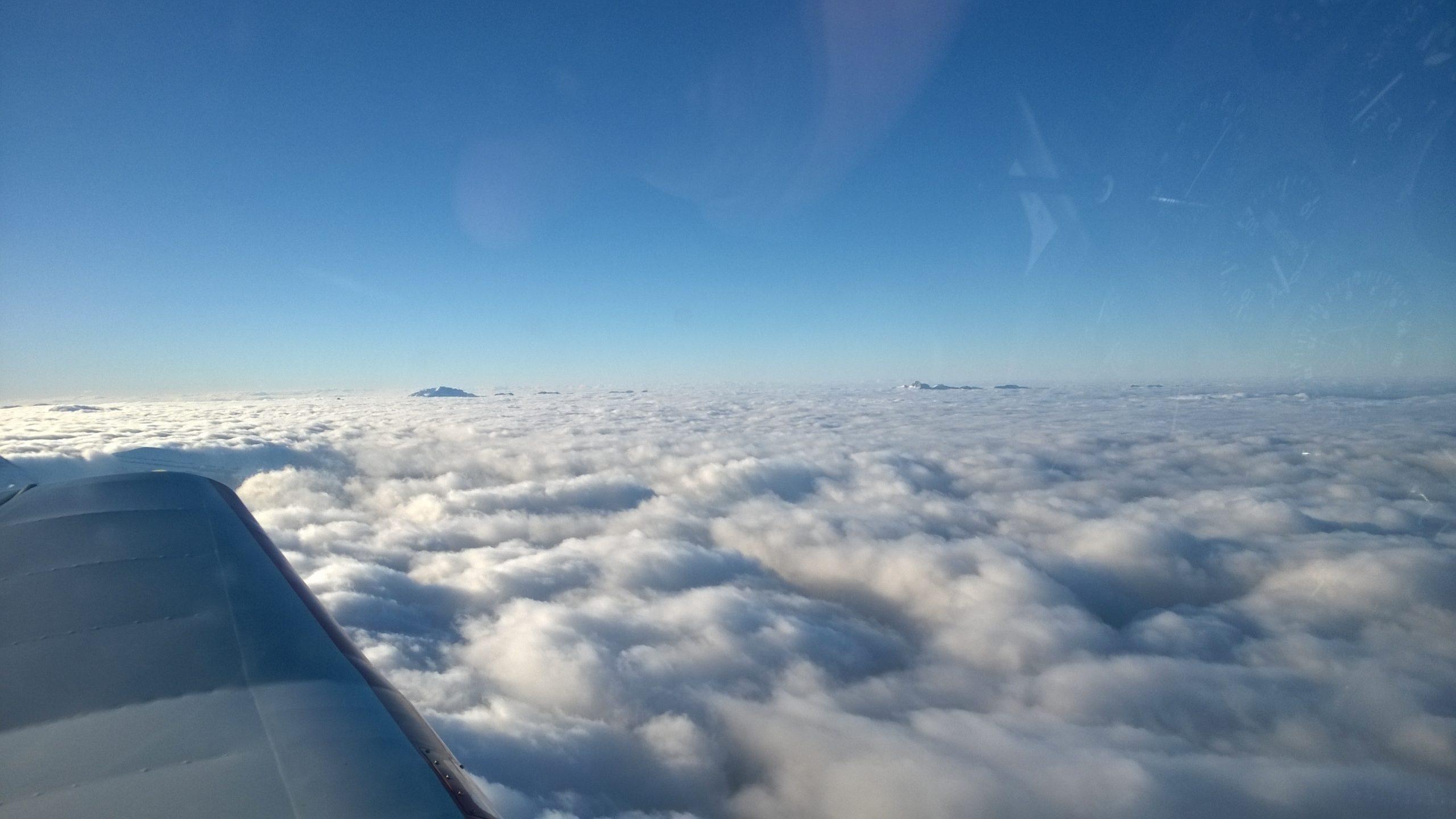 Voler en avion, PPL, LAPL, baptemes de l'air